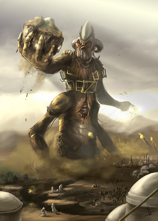 Earth Massive Colossus - Rift