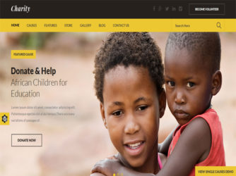10 Best NGO WordPress Themes for Charity and Nonprofit Organizations