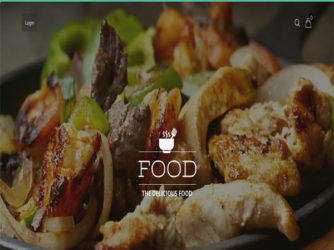 20 Best Food WordPress Themes 2019