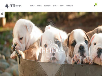 15 Beautiful Animal WordPress Themes