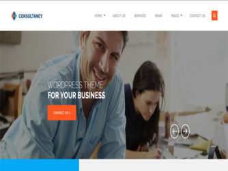 10 Best Consulting WordPress Themes