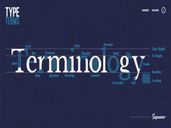 30 Best Typography Inspiration Websites Examples