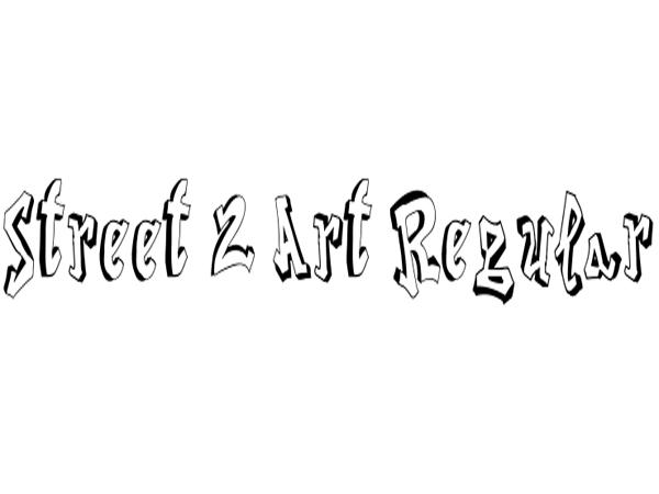 street-2-art-font