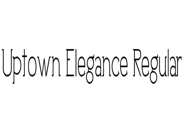 uptown-elegance-font