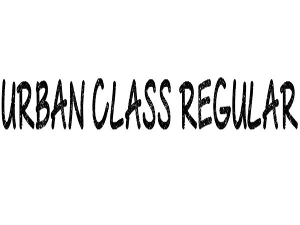 urban-class-font